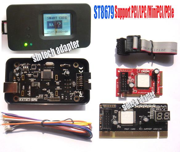 debug king laptop Mini PCI-E PC PCI diagnostic test debug .