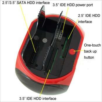докинг USB IDE SATA ATA